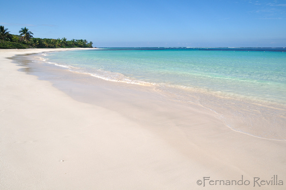 Playa Flamenco, Puerto Rico
